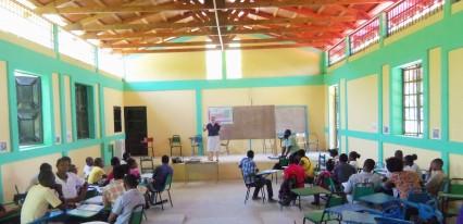 UNOGA classroom